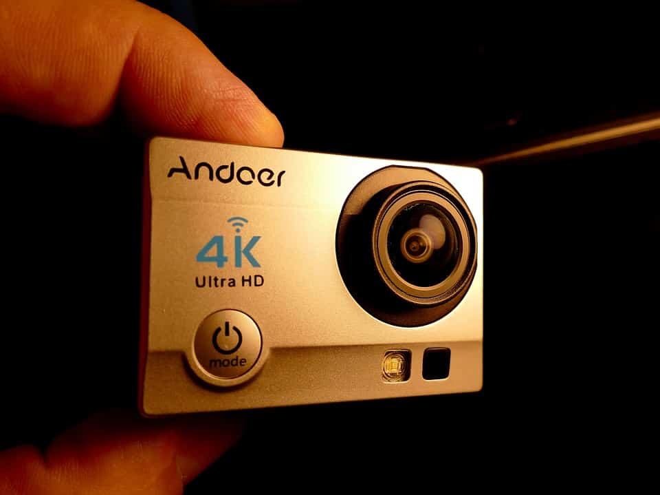 Top 5 Action Or Sport Camera