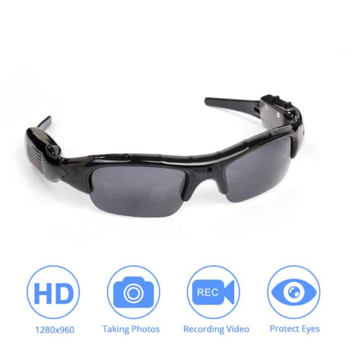Camera Sunglasses Video Recorder Shades