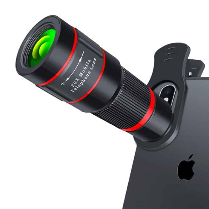 Mobile Zoom Lens Phone Camera