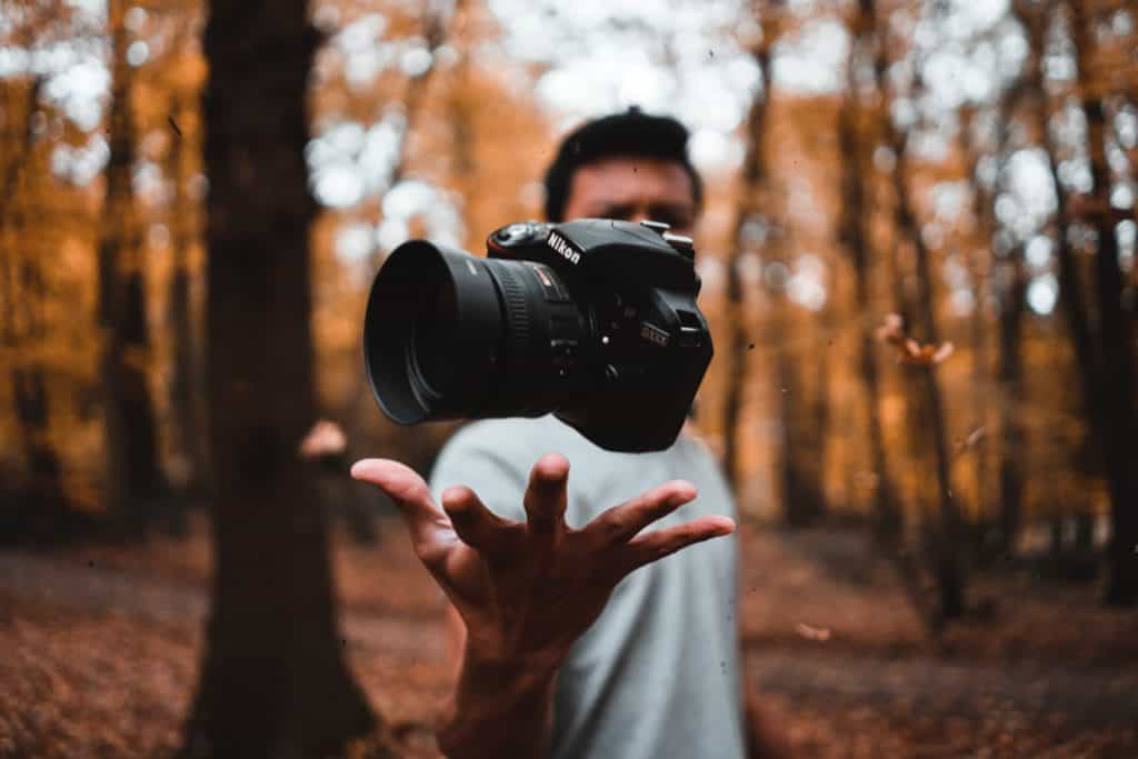 Snap-Shooting And Photography Is Not Same
