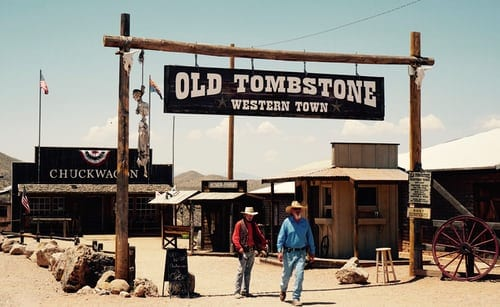 old western photos classic